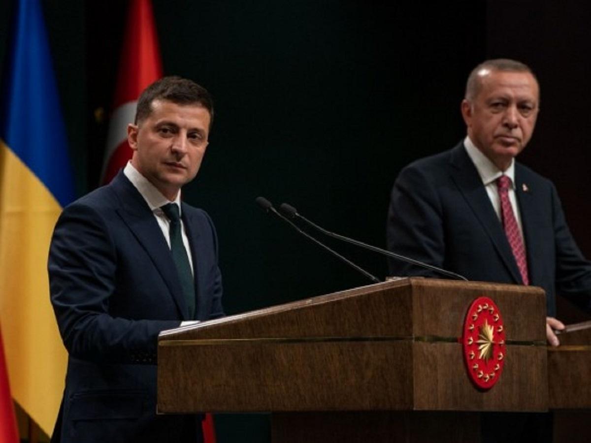"""""""Общий враг"""", - СМИ пояснили, зачем Украине сотрудничество с Эрдоганом и Турцией"""
