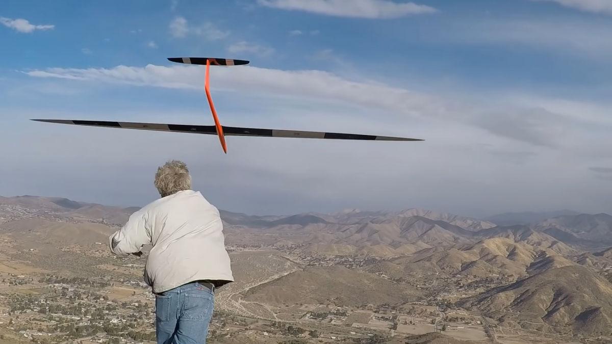 Беспилотный планер без двигателей удалось разогнать до скорости Boeing 787 – это мировой рекорд