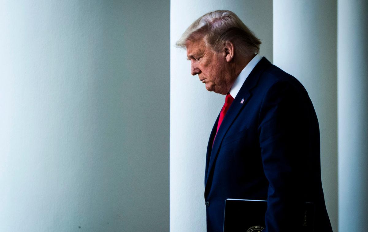 """""""Кто знает, может, я захочу победить"""", – Трамп раскритиковал Байдена и высказался о новых выборах"""