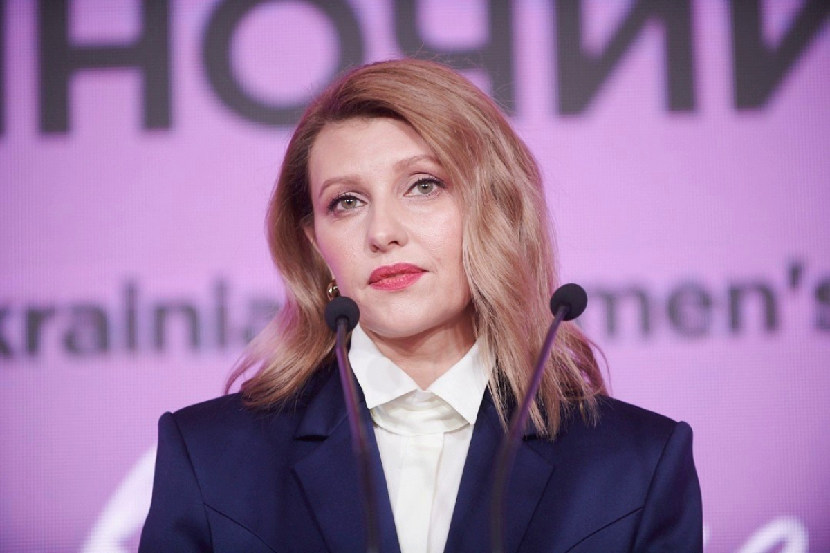 Елена Зеленская дома: первая леди поборола коронавирус, но не его последствия