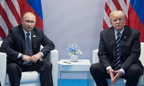 """""""Обсуждали, но не более того"""", - в Белом доме подтвердили, что на G20 Путин пытался выпросить у Трампа шпионские дипдачи в США"""