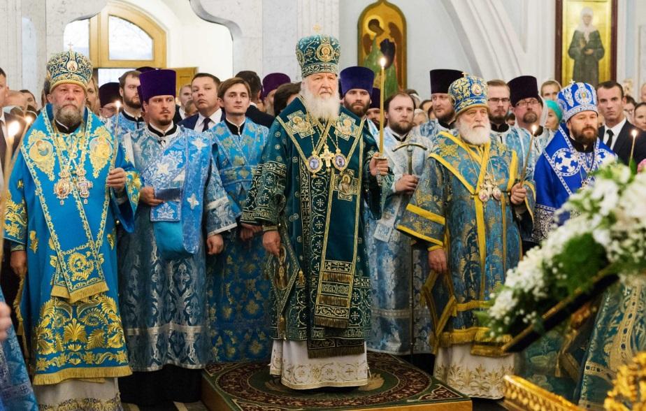 Третий Великий раскол: РПЦ уходит в Схизму