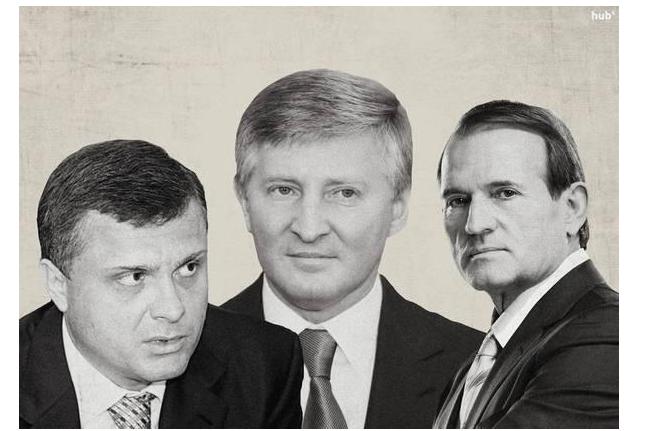 Украина, общество, политика, Россия, Медведчук, Ахметов, Бойко, Рабинович, выборы