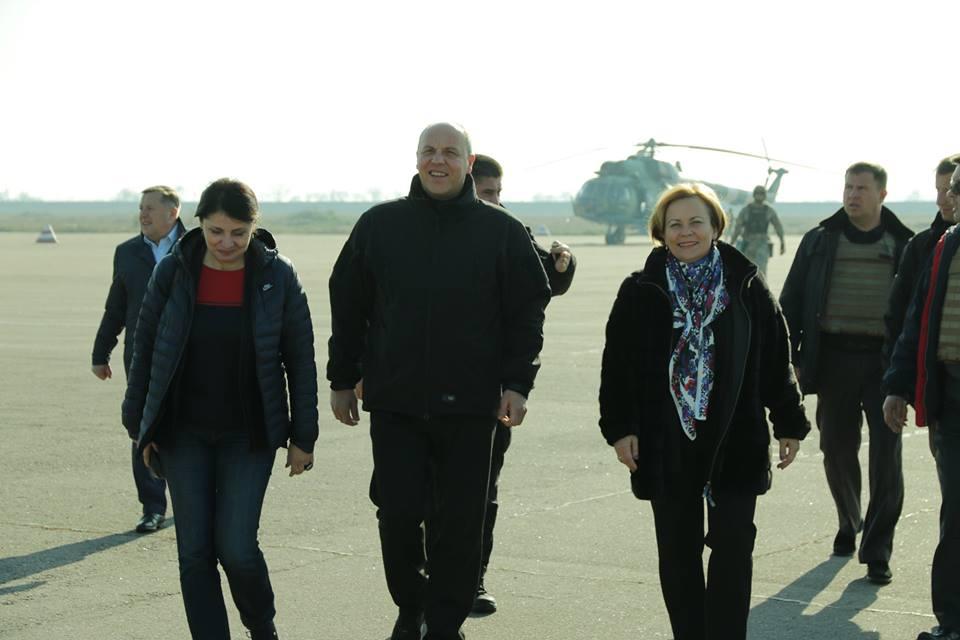 Раса Юкнявичене, Широкино, НАТО, Наев, Парубий, Донбасс, АТО, ООС, Украина, Новости