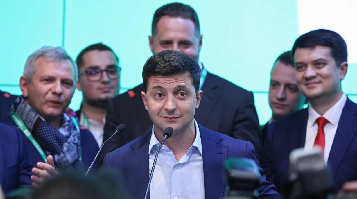 Штаб Зеленского отреагировал на финальное решение ЦИК