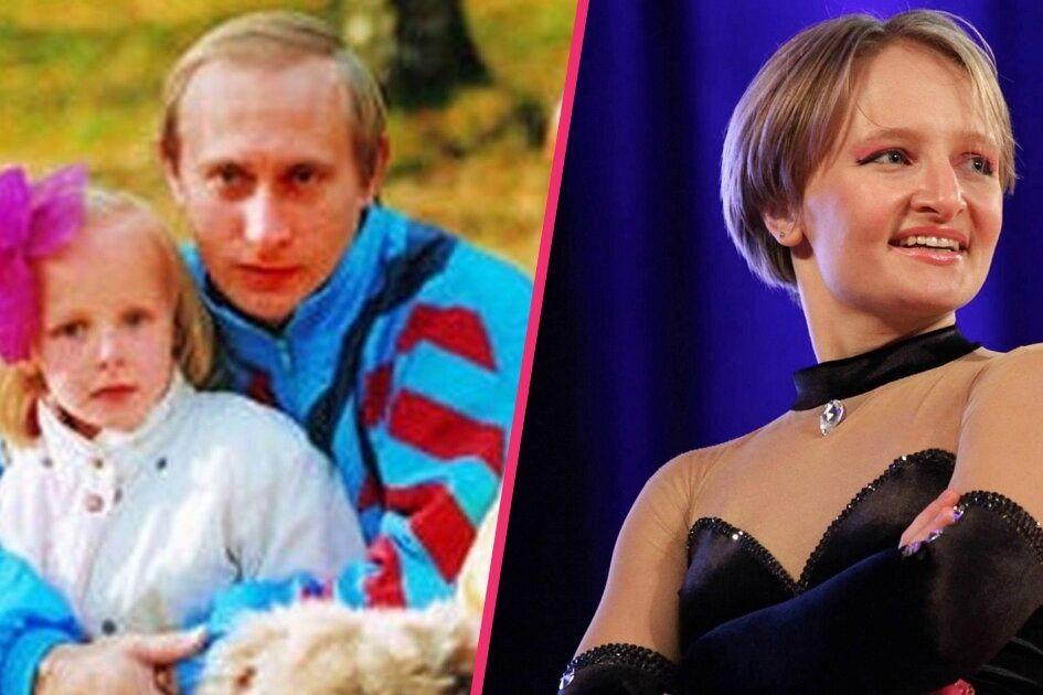 """РосСМИ анонсировали приход в политику дочери Путина: """"Президент понимает, что слабеет"""""""