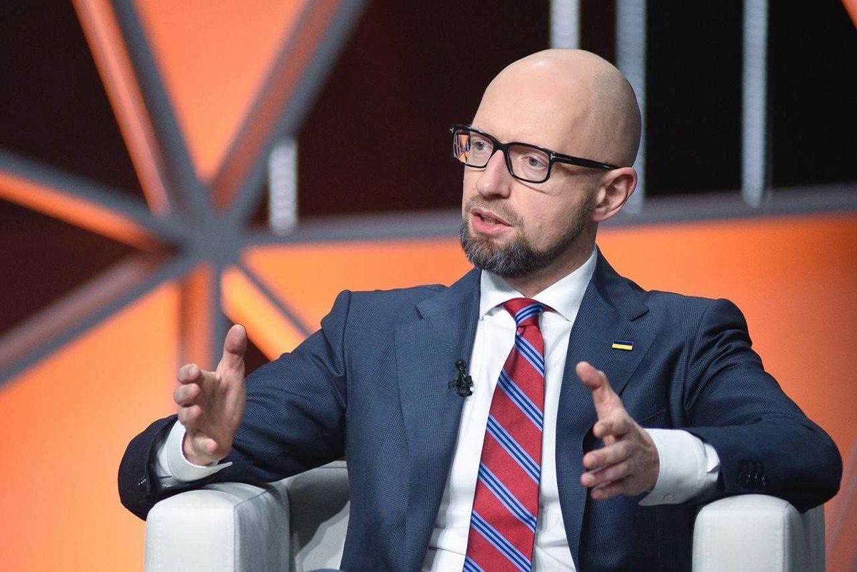 """Яценюк: """"Зеленский перешел красную линию в сознании Путина, пути назад уже нет"""""""