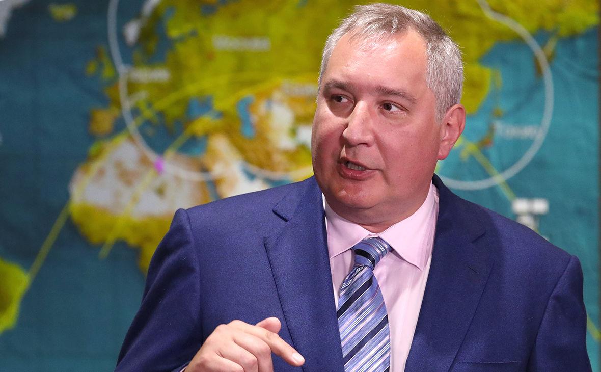 """Рогозин ответил на приземление американского марсохода кривлянием в Twitter: """"Потом пошли эти"""""""