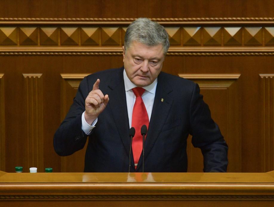 От слов Порошенко дрожали стены Парламента: сила, с которой он говорил, покорила миллионы людей, – видео