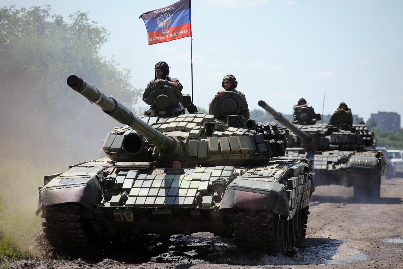 """Боевики """"ДНР"""" продвигаются в сторону ВСУ и строят новые позиции: появилось видео """"ползучего"""" наступления"""