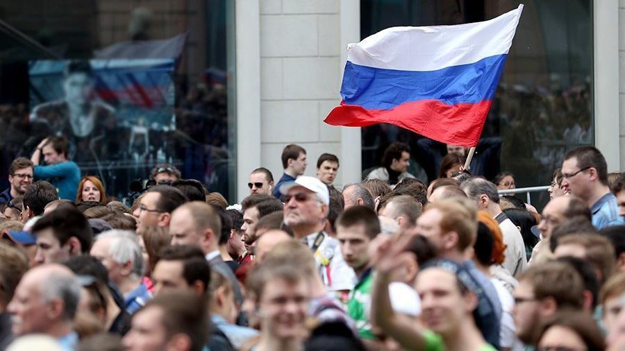 Эксперт дал прогноз по массовым митингам в России: есть две проблемы