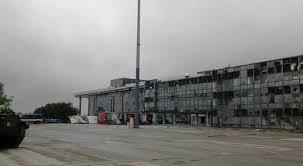 В Донецке из-за боев обесточены аэропорт и завод «Точмаш»