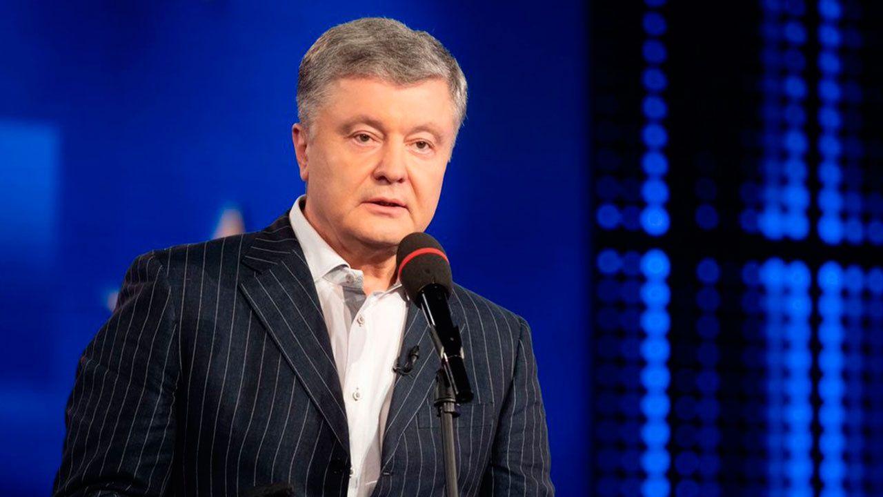 """Порошенко обратился к Зеленскому: """"Пора написать те слова, которых заслуживает Путин"""""""