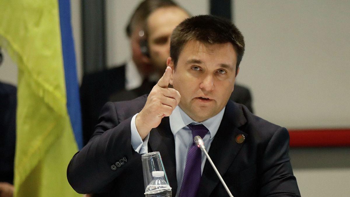 """Климкин о решении Европарламента по России: """"Это уже не слова, а предупреждение"""""""