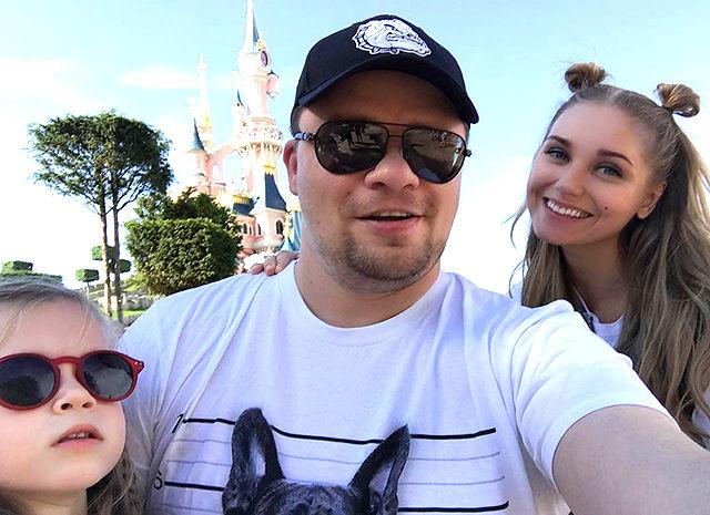 Кристина Асмус и Гарик Харламов воссоединились ради дочери