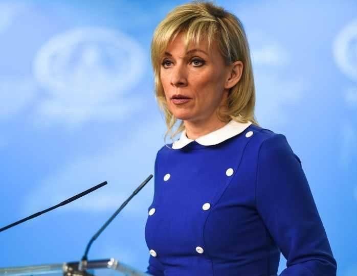 Захарова возмутилась решением Украины в отношении РФ, украинский МИД ответил резким заявлением