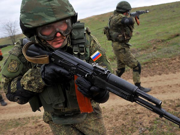 """В """"ДНР"""" прибыли российские морпехи для преступной войны против Украины - разведка"""