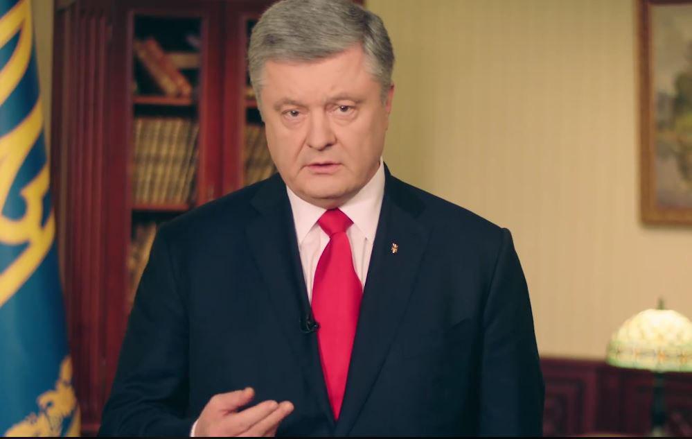 Стальной взгляд, мощная речь, повеяло мужеством и силой: Порошенко сделал новое обращение к Зеленскому – видео