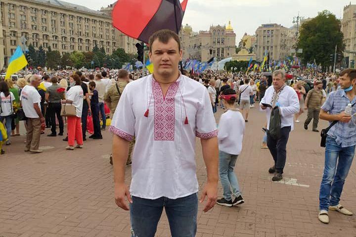 Борца Богдана Грицая, вызвавшего Усика на бой, уволили из Олимпийского колледжа