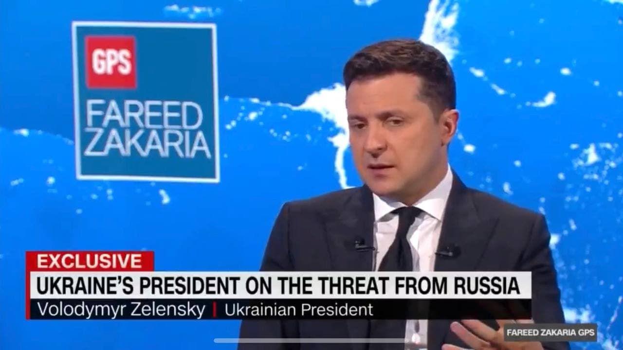 Зеленский рассказал о реакции Байдена на членство Украины в НАТО