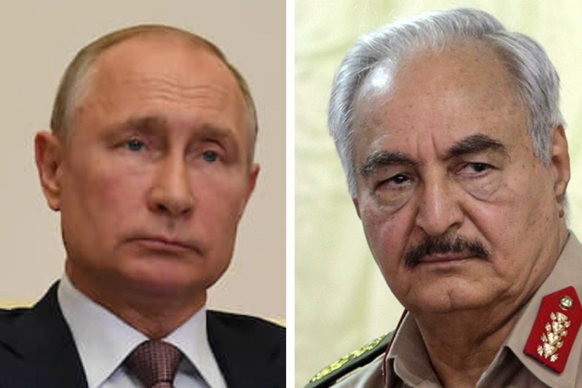 Поражение Хафтара и России в Ливии обернулось обвалом цен на нефть - Bloomberg