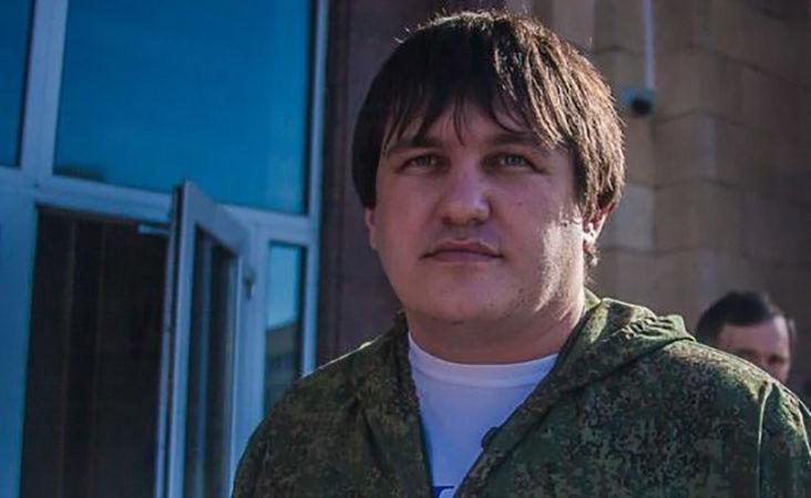 """Наемника """"ДНР"""" Авидзбу в Абхазии оставили под арестом до апреля: СМИ узнали, в чем обвиняют боевика"""