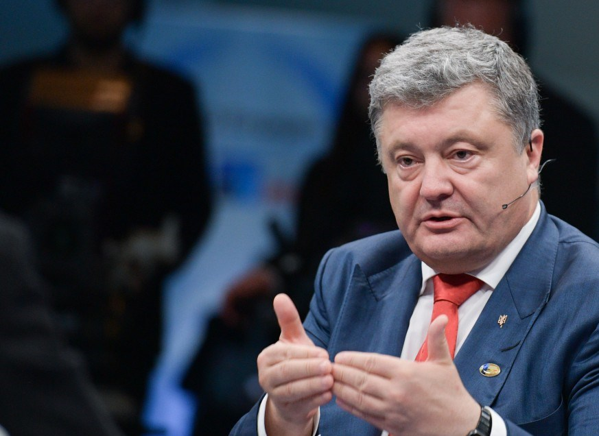 Порошенко: Путин виновен в смерти около 3 тыс солдат ВСУ и более 10000 мирных украинцев на Донбассе