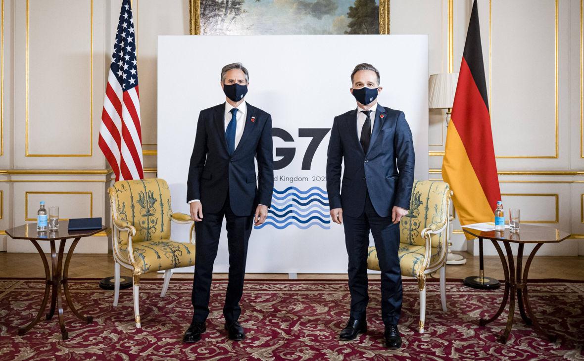 """""""Ничего нового"""", – США и Германия провалили переговоры по """"Северному потоку-2"""""""