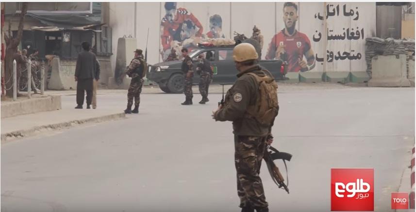 афганиста, кабул, теракт, тероризм, видео, нападение, военный госпиталь