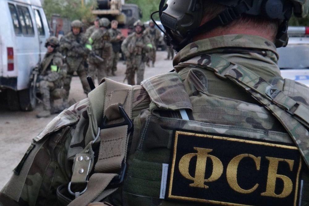 Стрельба в Крыму: спецназ ФСБ лишил жизни мужчину под Симферополем
