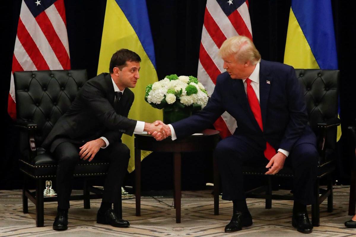 Украина и США газовым хабом на 8 млрд куб. готовятся выбить Россию из рынка Европы