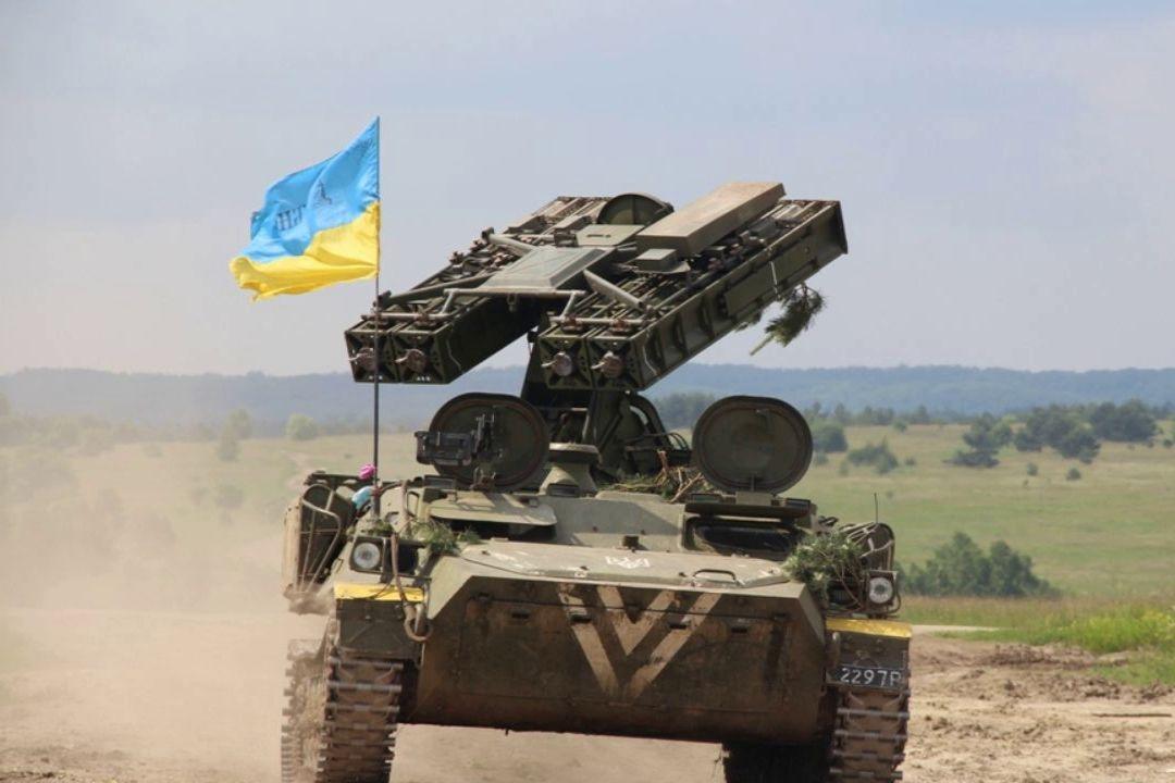 Войска ПВО Украины начали масштабные учения у Крыма - ВСУ отработали противовоздушный бой