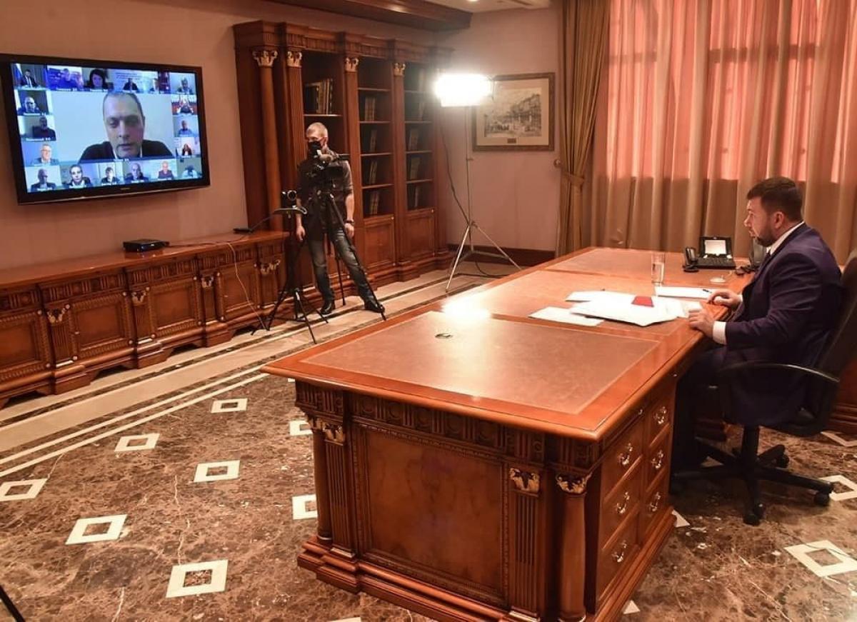 """Пушилин признал полное фиаско """"ДНР"""": """"Выживают в самых кризисных условиях уже который год"""""""