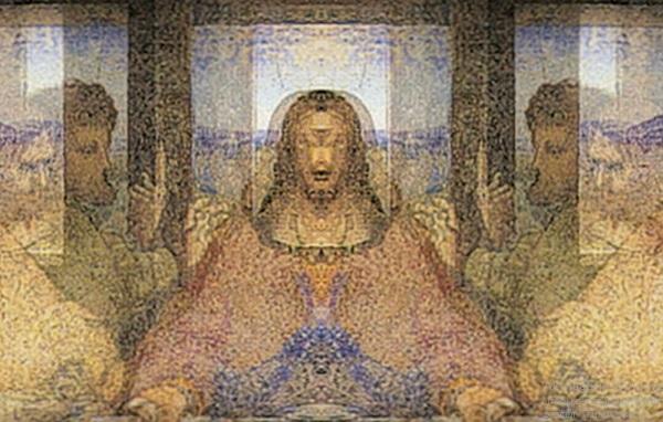 новости. Леонардо до Винчи, Тайная вечеря, Иисус Христос, тайна, загадка, скрытое послание, образ
