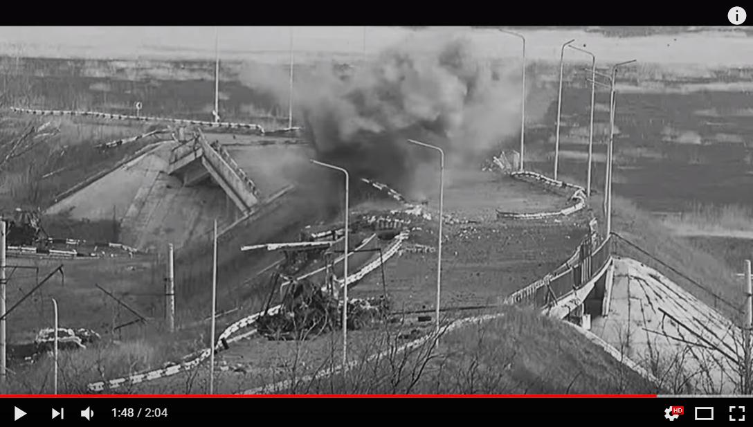 """Артиллерия ВСУ разгромила позиции """"ДНР"""" под Авдеевкой: под обстрел попали россияне, опубликовано видео"""