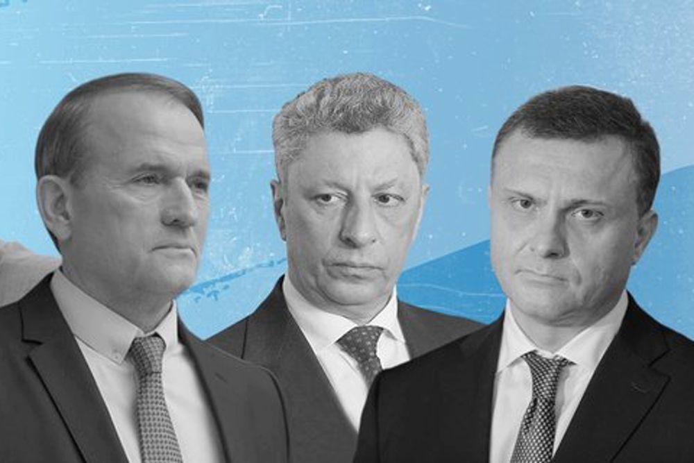 """В """"ОПЗЖ"""" раскол: у Медведчука пытаются отжать партию - Казанский"""