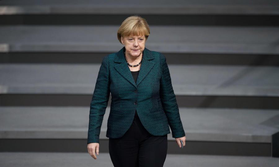 Меркель: Не знаю, будет ли результат от переговоров по Донбассу в Москве