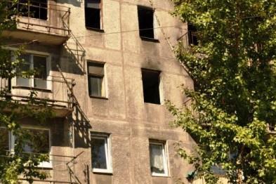 Как бомбили Енакиево