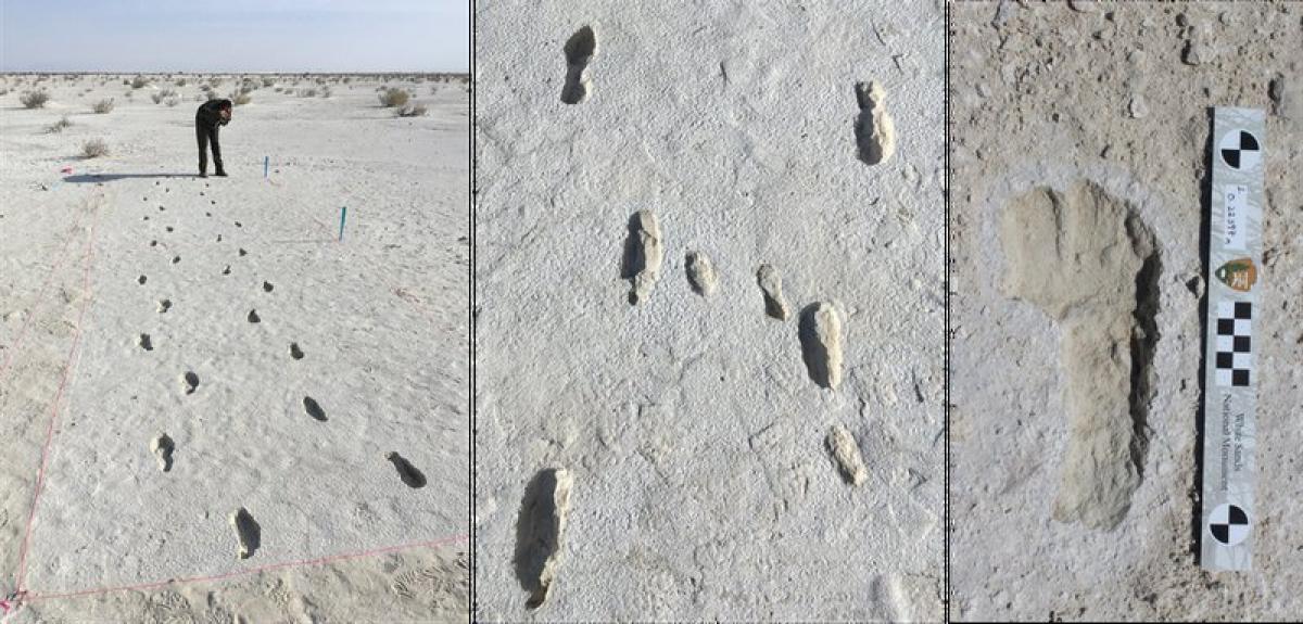 Тайна бегущей девушки с ребенком на руках 13 тысяч лет назад потрясла ученых: фото