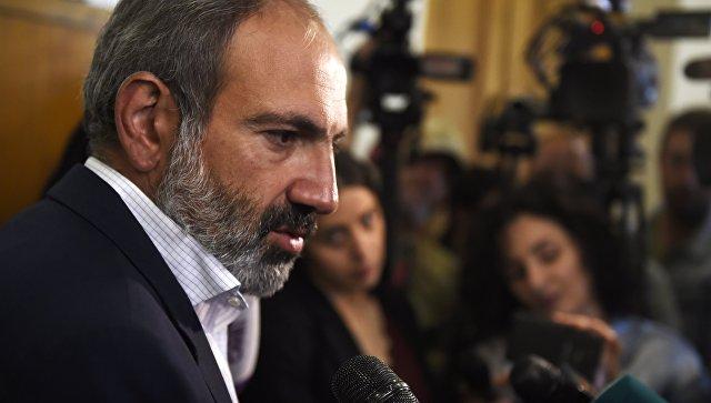 Пашинян рассказал, каким он сделает правительство Армении