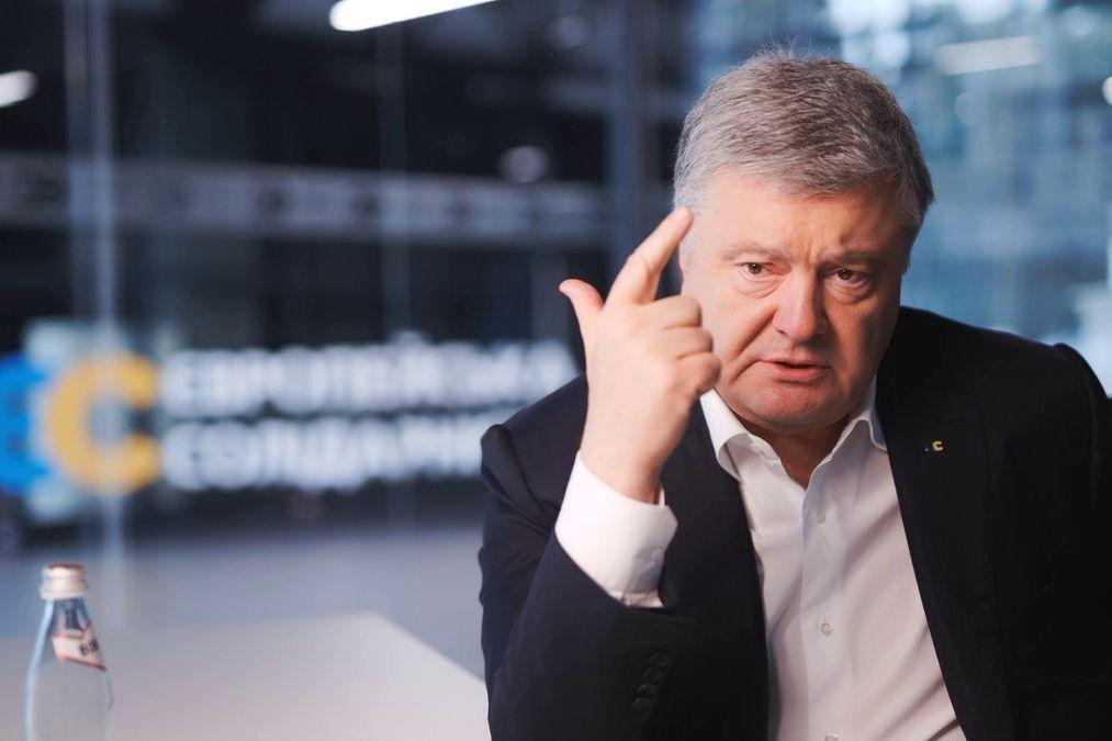 """""""Я знаю, что говорю"""", – Порошенко впервые раскрыл подробности провала спецоперации по """"вагнеровцам"""""""