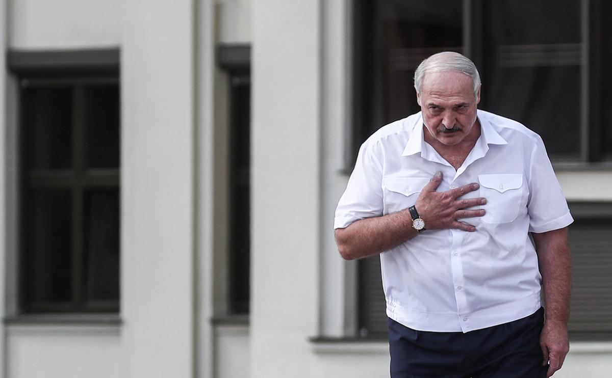 """Лукашенко назвал новое условие своей отставки: """"Будет так, мужики!"""""""
