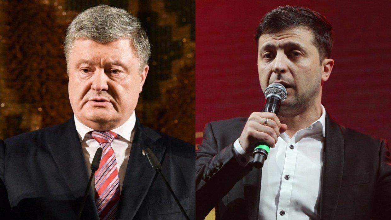 Зеленский и Порошенко высказались о дебатах перед вторым туром
