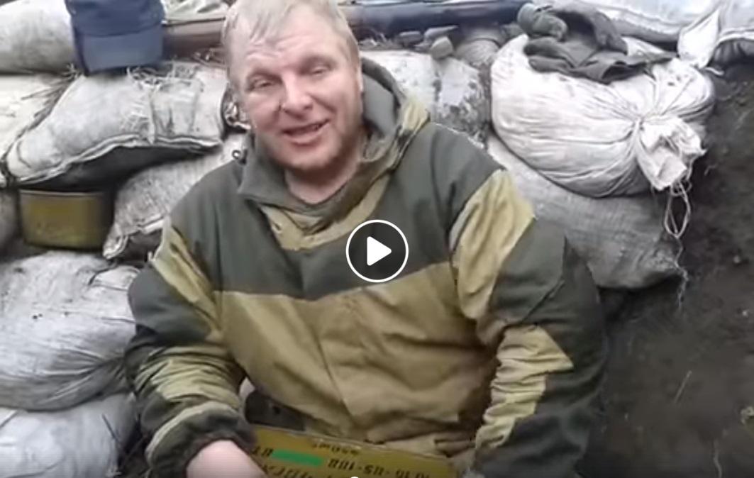 """""""Меня выгнали из армии России"""", - в Сети показали боевика Горыныча, который пришел убивать украинцев на Донбассе"""