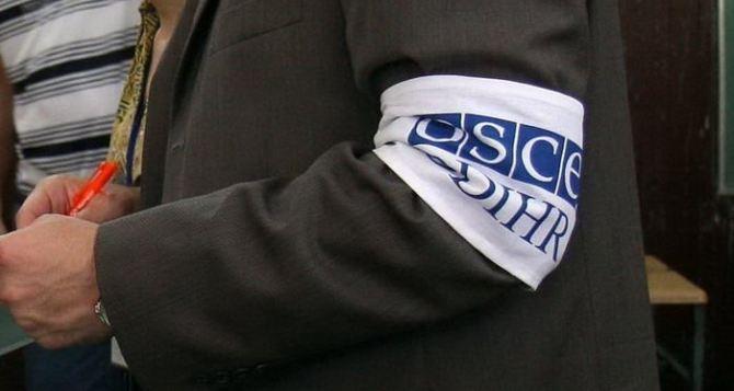 ОБСЕ, наблюдательная миссия, Москва, Россия, Гуково, Донецк, российско-украинская граница
