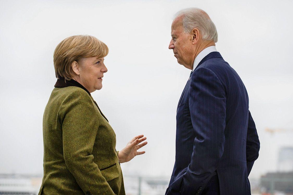 Сделка Байдена - Меркель - это жертва Украины ради большой цели, Москва будет в проигрыше