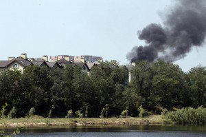 Amnesty International требует немедленно расследовать гибель детей во время обстрела школы в Донецке
