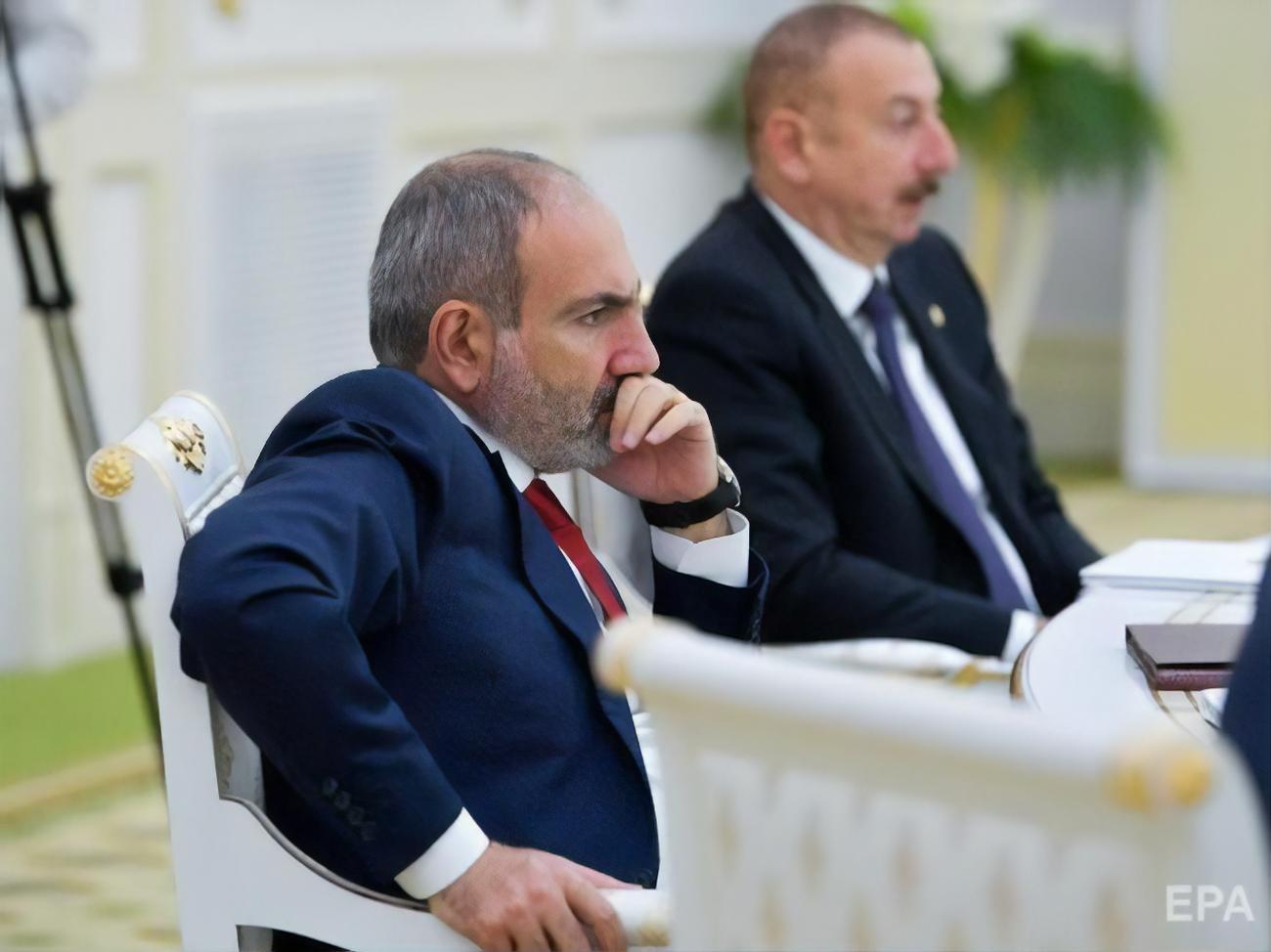 Пашинян пояснил, почему сдал позиции по Карабаху и кто на этом настоял