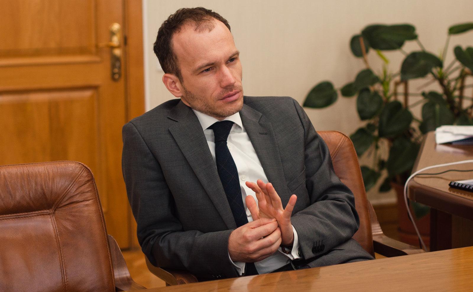 Министр Малюська рассказал, как олигархам избежать попадания в реестр