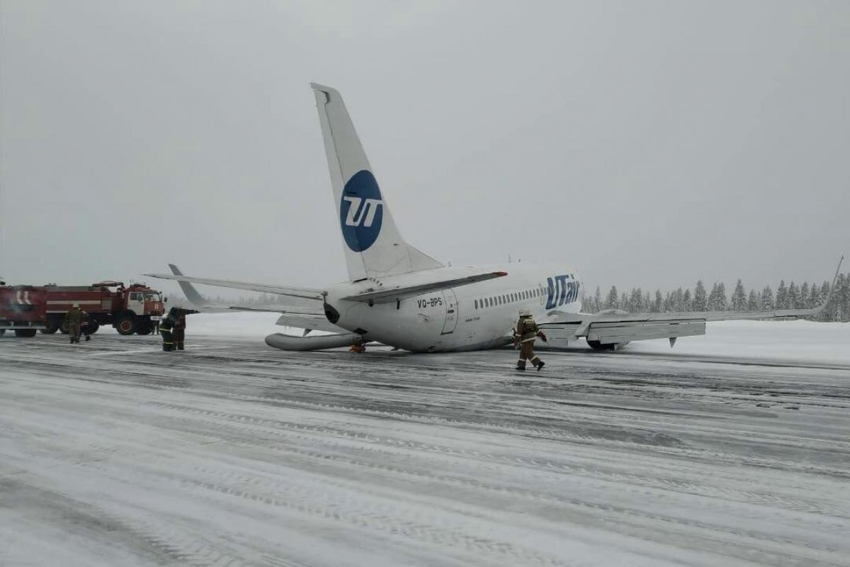 """""""Он ударился о землю"""", - в России потерпел крушение пассажирский авиалайнер, на борту было много пассажиров: детали"""